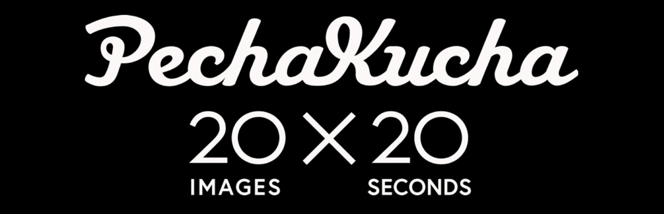 logo for pechakucha