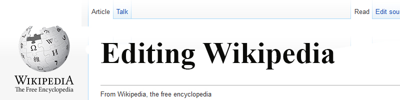 image of wikipedia