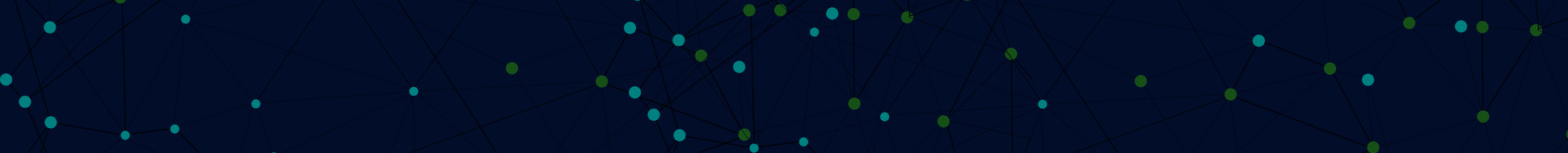 image of networked nodes with a dark background