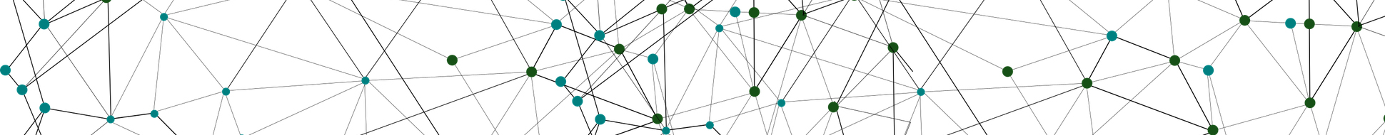 abstract image of networked nodes